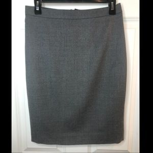 J. Crew No. 2 Pencil Skirt Size 0